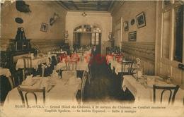 SL 41 BLOIS. Salle Restaurant Grand Hôtel Du Château - Blois