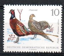 RDA. N°1053 De 1968. Faisan. - Gallinaceans & Pheasants