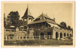La Bourboule - Le Golf De Charlannes - 1292 - G D'O - J Gouttefangeas - Vierge - La Bourboule