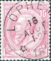 Nr. 46 = Relais LOPHEM - 1884-1891 Leopold II