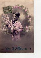 CPA  FANTAISIE -  ENFANTS - 61  - VIVE STE MARIE - - Portraits