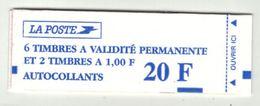 France // Carnets // Carnet Neuf, Non Ouvert No. 1507, Type Marianne De Briat - Definitives