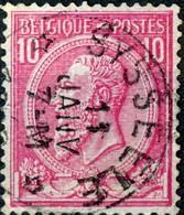 Nr. 46 = Relais SYSSEELE - 1884-1891 Leopold II