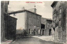 AIGNE - La Poste (72 ASO) - France