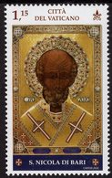 Vatican - 2020 - 1750th Birth Anniversary Of St. Nicolas Of Bari - Mint Stamp - Nuevos