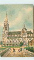 35* VITRE  ( Illust, BARDAY)    Eglise St Martin - Vitre
