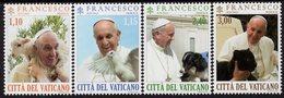 Vatican - 2020 - Pope Francis 2020 - Mint Stamp Set - Neufs