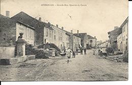 54 - Azerailles - Grande Rue, Quartier Du Centre - Autres Communes