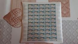 FEUILLES COMPLETES N° Y Et T 1177-1178 ** Année 1958 - Full Sheets