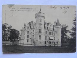 CPA (86) Vienne - Les Trois Moutiers - Château De La Motte-Chandelier - Les Trois Moutiers