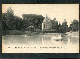 CPA - Les Bords De La Rance - La Chapelle De La Souhaité En Plouër - Plouër-sur-Rance