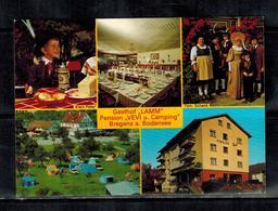 Österreich -  Gasthof LAMM , Pension VEVI U.Camping - BREGENZ Am BODENSEE - Bregenz