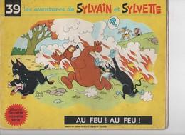 Les Aventures De SYLVAIN Et SYLVETTE, Au Feu ! Au Feu ! - Non Classés