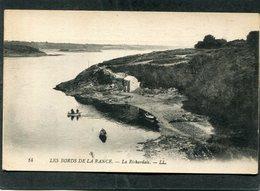 CPA - LES BORDS DE LA RANCE - La Richardais - Autres Communes