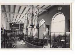 83 TOULON Musee Naval Fregate La Sultane Modele XVIII°s, Carte Photo - Toulon