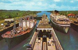 PANAMA........EL CANAL - Panama