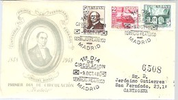 FDC 1948 - FDC