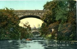 AYRSHIRE - AULD AND NEW BRIGS O'DOON Ayr96 - Ayrshire
