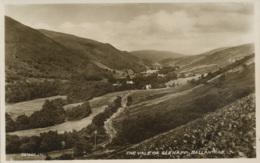AYRSHIRE - BALLANTRAE - THE VALE OF GLENAPP RP Ayr35 - Ayrshire