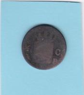 Hollande, Pays-Bas. 1/2 Cent. 1826 B. - [ 3] 1815-… : Royaume Des Pays-Bas