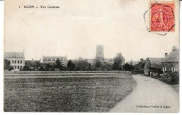 Manche AGON Vue Générale  (Corbet Ed.) - Other Municipalities