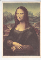 LEONARDO DA VINCI , LA JOCONDE, MONA LISA, Ecole Florentine, Musée Du Louvre, Ed. GUNY - Paintings