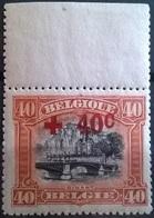 Belgium 1918 - OBP Nr 158 MNH** - 1918 Red Cross