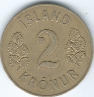 Iceland - 2 Króna - 1946 - KM13 - Iceland