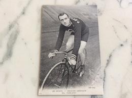 Les Sports.Sprinter Américain.Mac.Farland. - Cyclisme