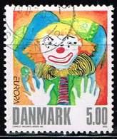 Dänemark 2002,Michel# 1311 O Europa (C.E.P.T.) 2002 - Circus - Danemark