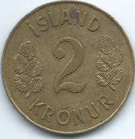 Iceland - 2 Króna - 1962 - KM13a - Iceland