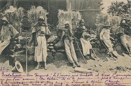 Guadalajara Cargando Cana . Sugar Cane Indians Carrying Sugar Cane . Canne à Sucre . Juan Kaiser San Luis Potosi - Mexico