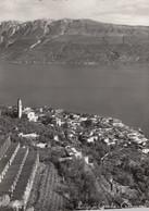 GARGNANO-BRESCIA-LAGO DI GARDA- CARTOLINA VERA FOTOGRAFIA-VIAGGIATA IL 25-8-1958 - Brescia