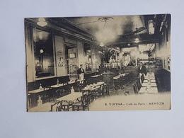 43576  -   Menton  Café De Paris - Menton