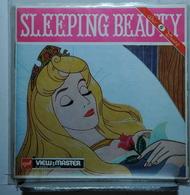 VIEW MASTER  : SLEEPING BEAUTY  B 308 :  POCHETTE DE 3 DISQUES - Visionneuses Stéréoscopiques