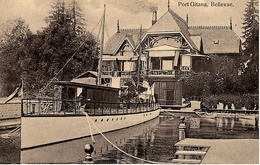 PORT GITANA.  BELLEVUE - GE Genève