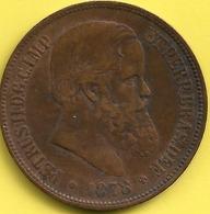 Monnaie BRESIL 40 REIS  1878  N081 - Brésil