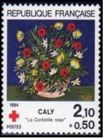 FRANCE - 1984 - Neuf -Yvert 2345 - Croix Rouge - France