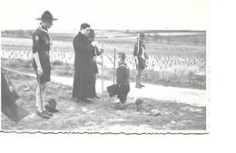 Carte Photo Scoutisme Scout Beziers1938 - Scoutisme