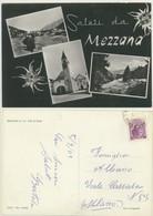 SALUTI DA MEZZANA -TRENTO -VEDUTE - Trento