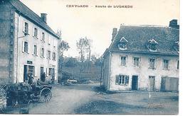 Cpa 15 CHEYLADE - Frankrijk