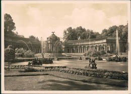 Ansichtskarte Bayreuth Eremitage 1950 - Bayreuth