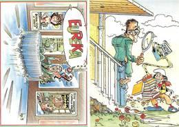 Illustrateur Bernard Veyri Et Larsen - Veyri, Bernard