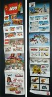 Lot De 2 Dépliants LEGO DUPLO Legoland - Other Collections