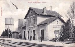 51 -  Marne -  GIVRY En ARGONNE - La Gare - Givry En Argonne