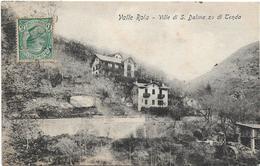 S.Dalmazzo Di Tenda - St Dalmas De Tende - Ville - Autres Villes