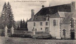 S4523 Cpa 63 Verneugheol - Château De Barmontel - Altri Comuni