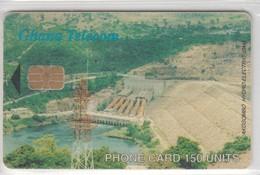 GHANA 2005 AKOSOMBO HYDRO ELECTRIC DAM - Ghana