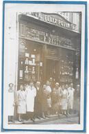 76 EU -  ÉPICERIE FELIX POTIN  Maison R . PESSY  / G . GAULTIER Successeur  --  45 RUE PAUL BIGNON - Eu