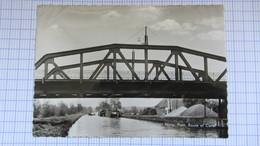 Pont , Peniche, Canal, Ecluse, NIMY . - Belgique